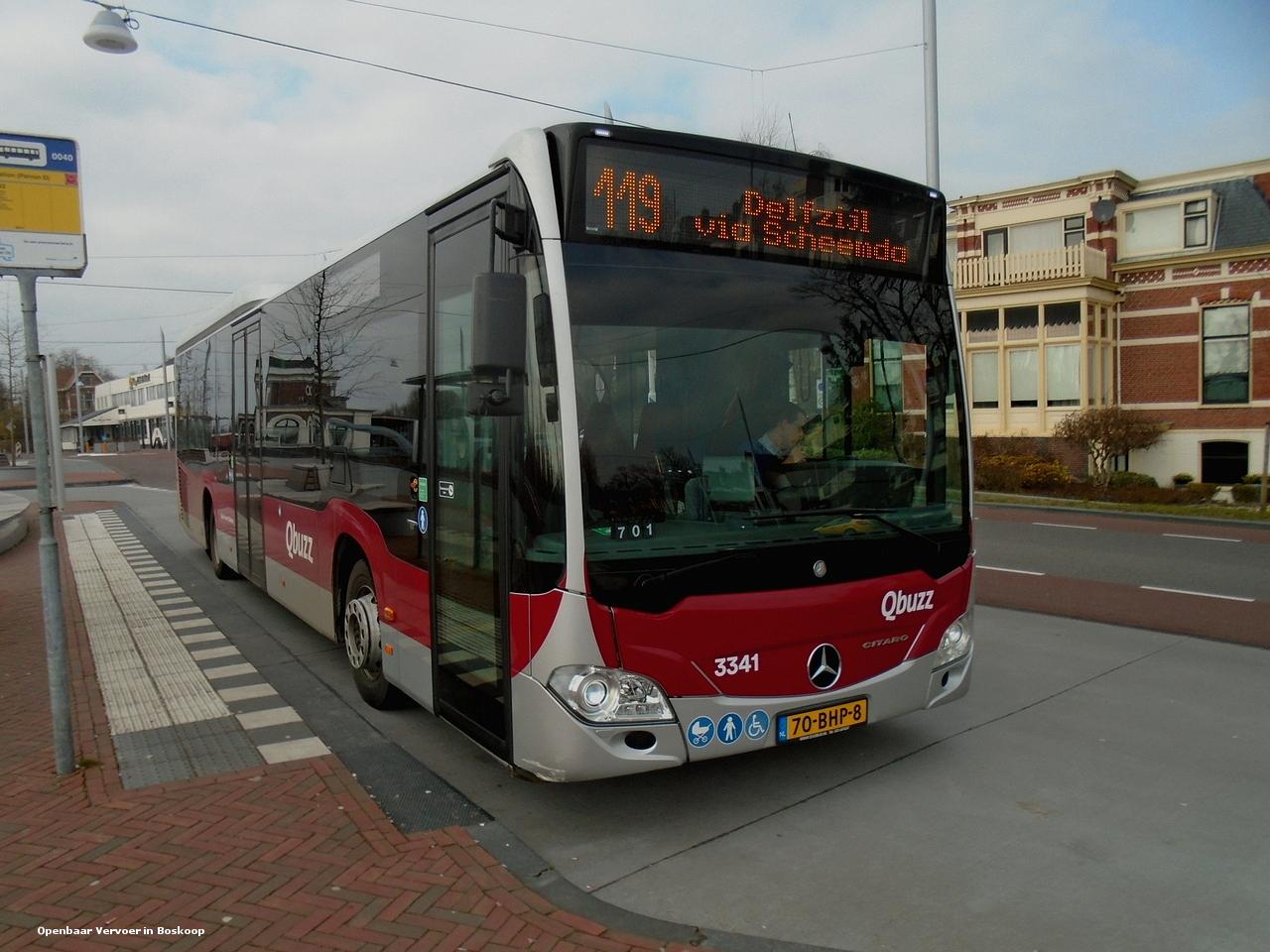 bus tijden lelystad