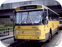 welke bussen rijden niet